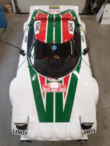 Carwrappen Lancia Stratos